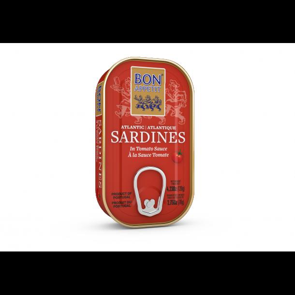 Sardiner i tomat
