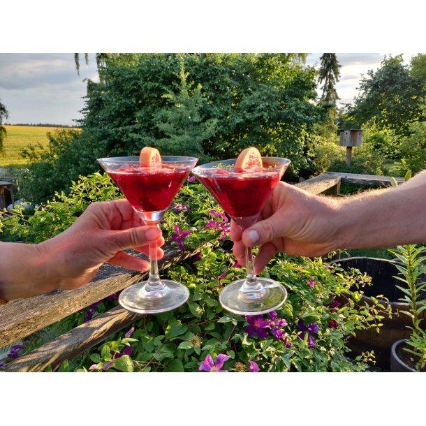 Sommer Ruby - Drinksæt