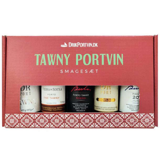 Tawny Portvin Smagesæt