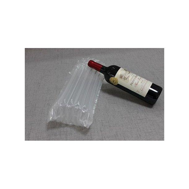 Oppustelig beskyttelsesemballage 1 flaske