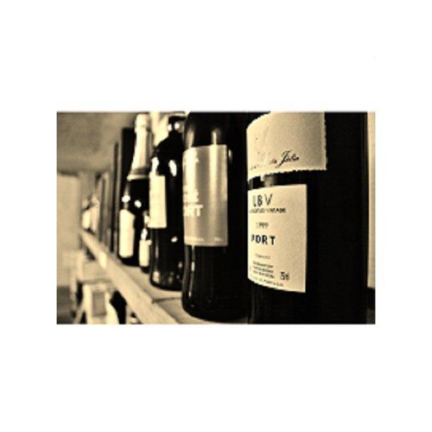 Late Bottled Vintage-smagning
